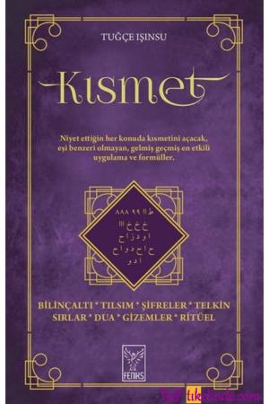 Kitap Tuğçe Işınsu Kısmet 9786056998478 TürkçeKitap