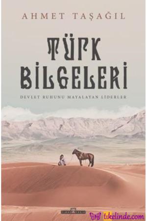 Kitap Ahmet Taşağıl Türk Bilgeleri 9786050837872 TürkçeKitap