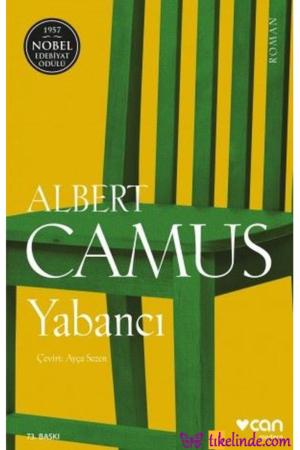 Kitap Albert Camus Yabancı 9789750748677 TürkçeKitap