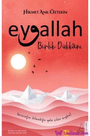 Kitap Hikmet Anıl Öztekin Eyvallah Birlik Dükkanı 9786053117568 TürkçeKitap