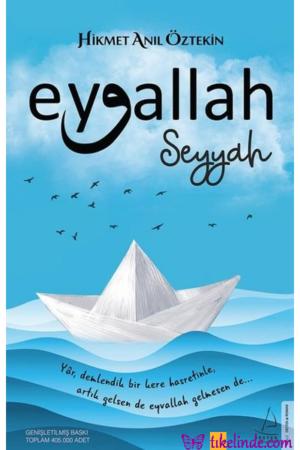 Kitap Hikmet Anıl Öztekin Eyvallah Seyyah 9786053117551 TürkçeKitap