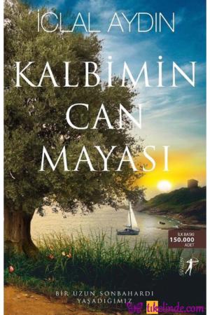 Kitap İclal Aydın Kalbimin Can Mayası 9786053045076 TürkçeKitap
