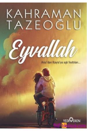 Kitap Kahraman Tazeoğlu Eyvallah 9786052691809 TürkçeKitap