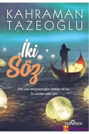 Kitap Kahraman Tazeoğlu İki Söz 9786052691816 TürkçeKitap