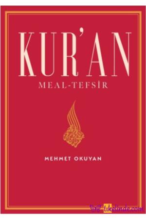 Kitap Mehmet Okuyan Kur'an Meal Tefsir 9789758574292 TürkçeKitap