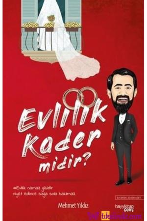Kitap Mehmet Yıldız Evlilik Kader Midir 9786057674692 TürkçeKitap