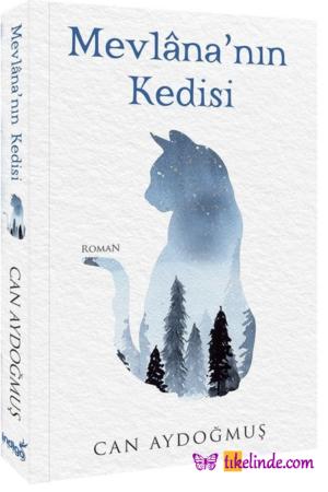 Kitap Can Aydoğmuş Mevlana'nın Kedisi 9786057611932 TürkçeKitap
