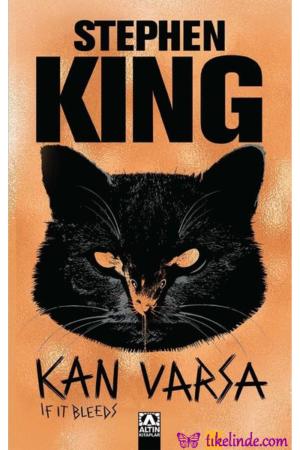 Kitap Stephen King Kan Varsa 9789752126343 TürkçeKitap
