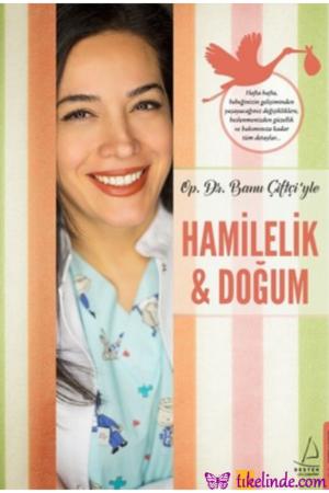 Kitap Hamilelik Ve Doğum Banu Çiftçi 9786053114055 TürkçeKitap