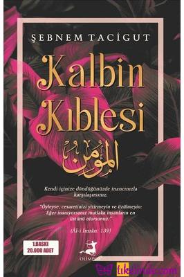 Kitap Şebnem Tacigut Kalbin Kıblesi 9786057436702 TürkçeKitap