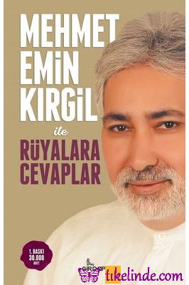 Kitap Mehmet Emin Kırgil Mehmet Emin Kırgil İle Rüyalara Cevaplar 9789752429840 TürkçeKitap